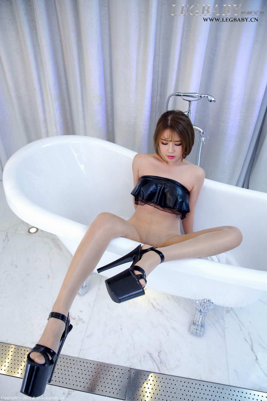 [LEGBABY美腿寶貝] 2016.06.19 NO.017 若兮 我愛洗澡[/32MB]