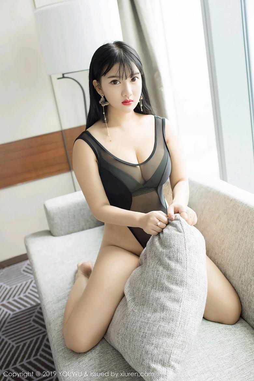 [YouWu尤物馆]2019.03.04 Vol.138 小尤奈[/137M]