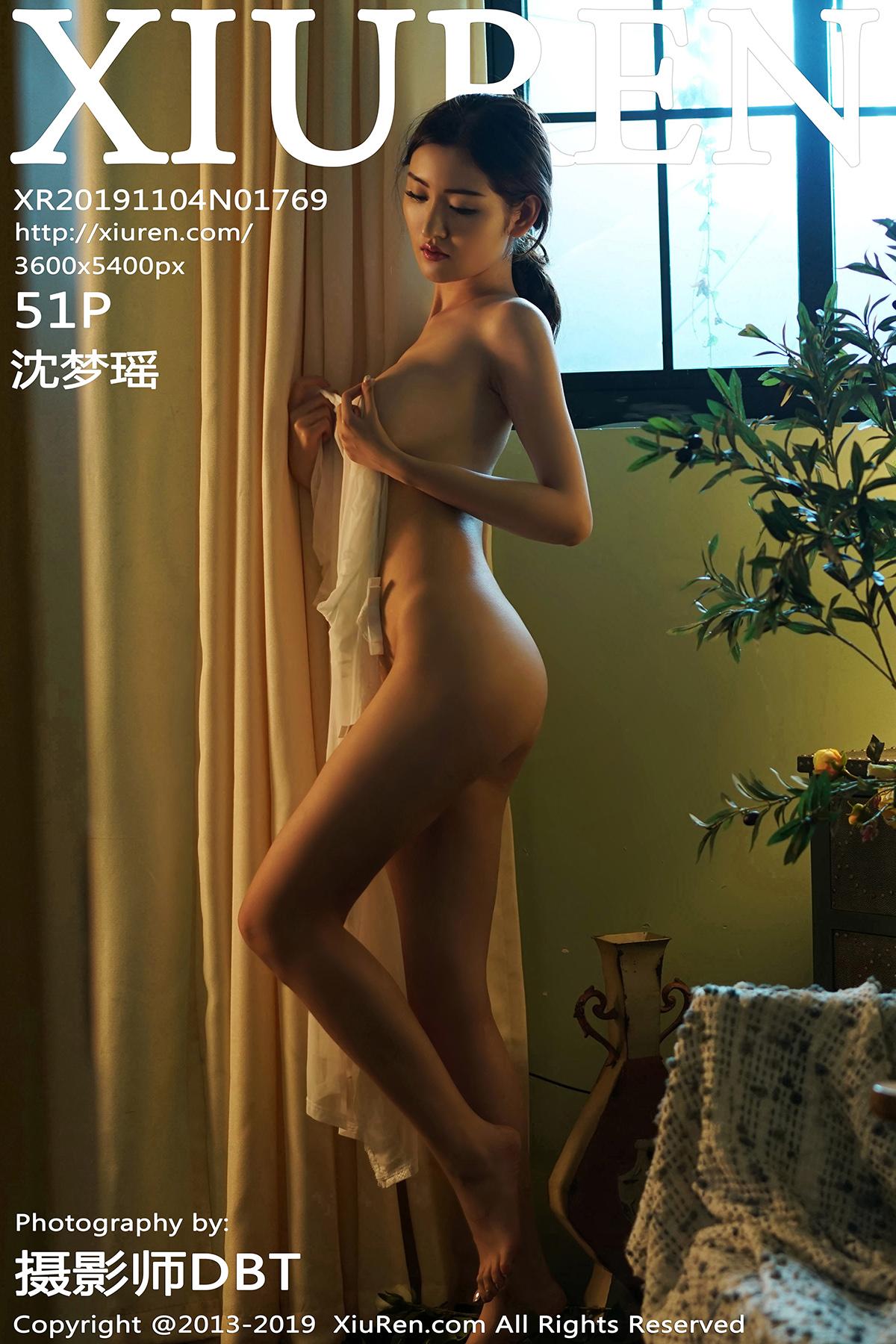 [XiuRen秀人网]2019.11.04 No.1769 沈梦瑶 私房[/107MB]