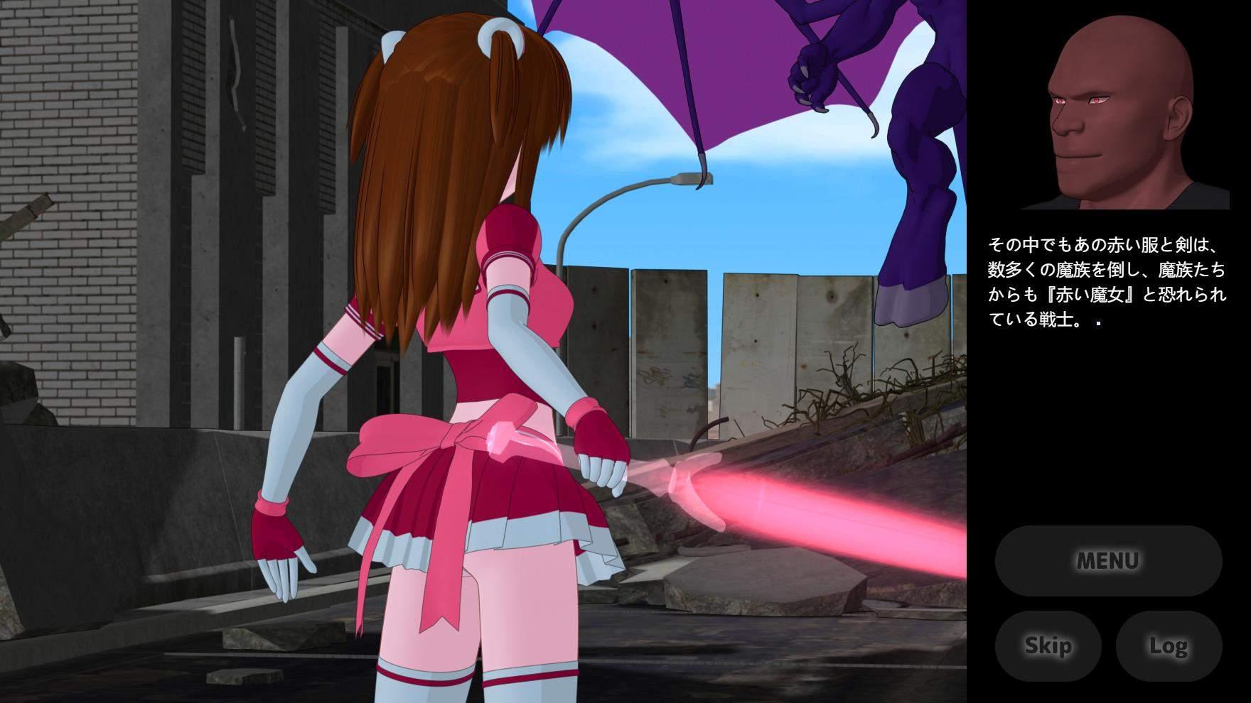 强制屈从魔法少女~莉莉娜与龌龊兄弟 DL正式版