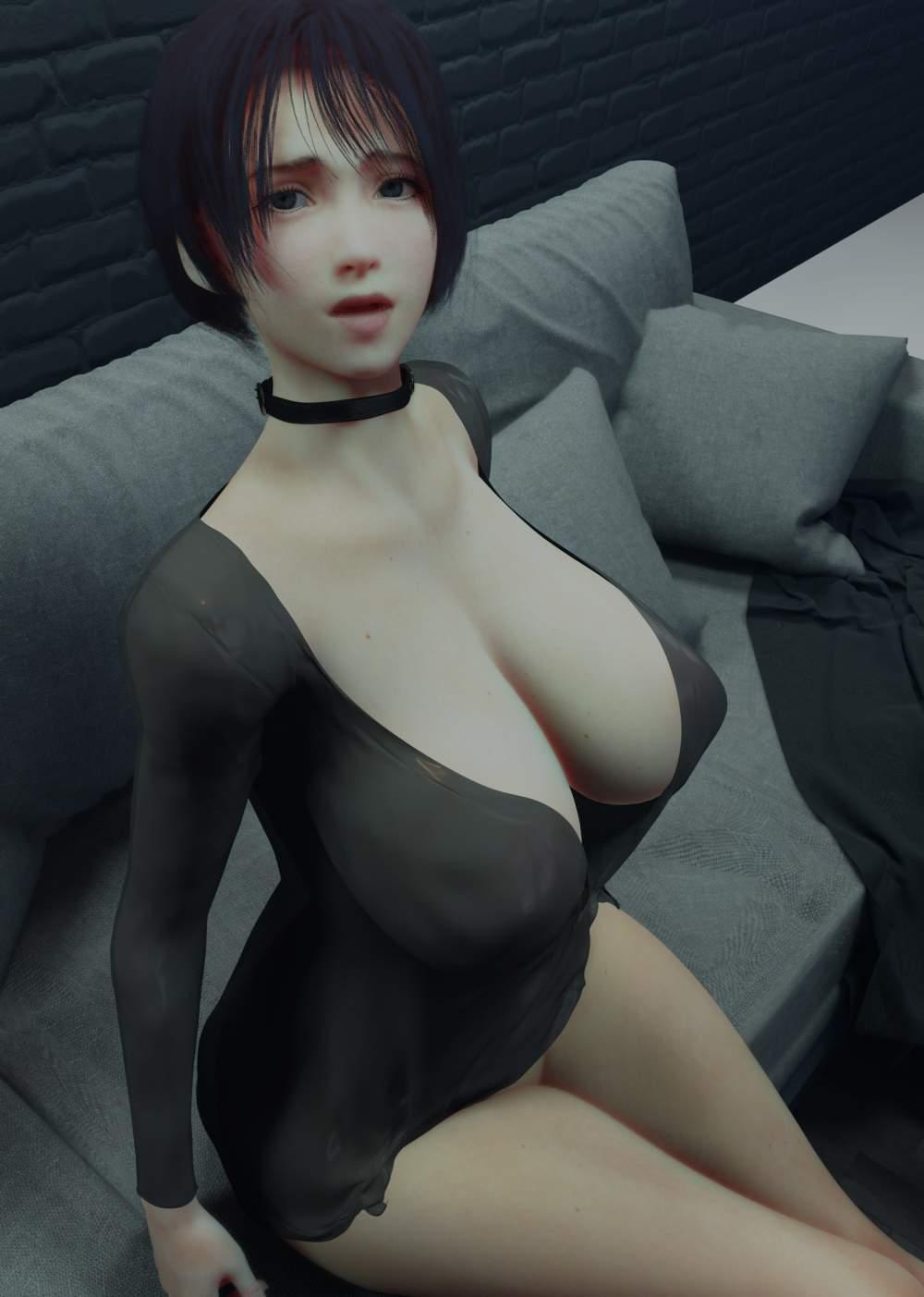 Exprational大师:4K超逼真壁纸级3D同人动画 CG/画集-第2张
