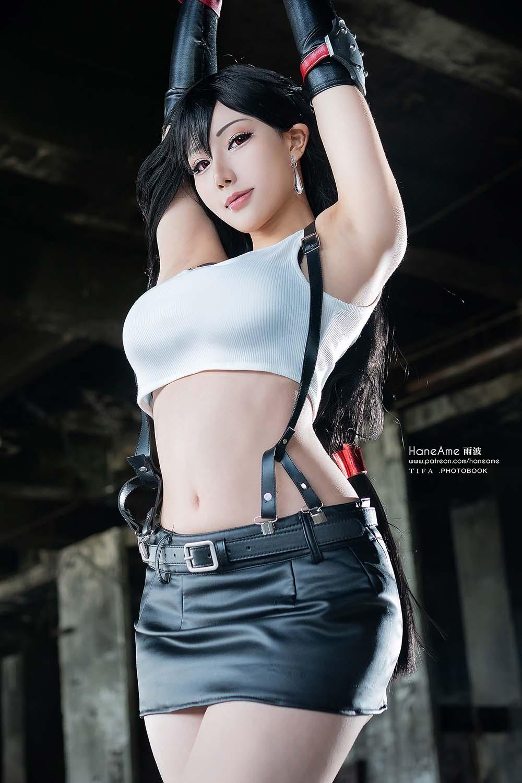 Hane Ame 雨波写真 NO.006 – 蒂法[/260MB]插图