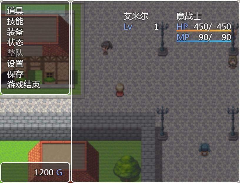 魔物娘讨伐RPG:银魔与失落的圣杯!精修完整汉化版 电脑端-第3张