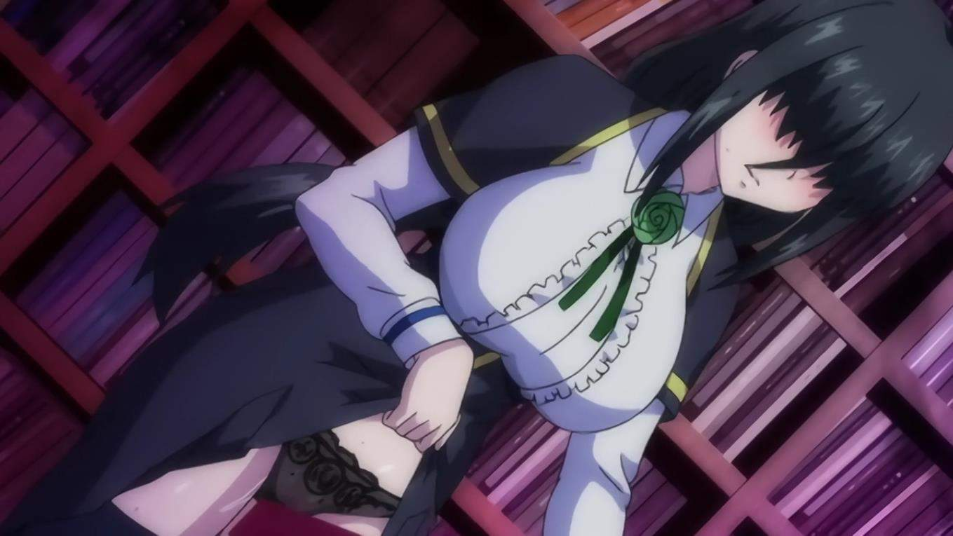 OVA 冥刻學園 受胎編  #1+#2 鲤番-第2张