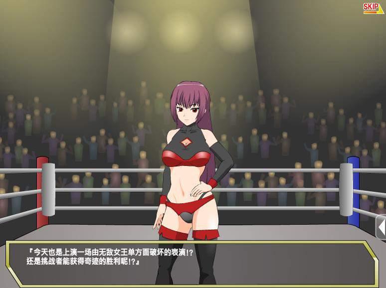 斗技女王蕾米 完整精翻汉化版 安卓端-第1张