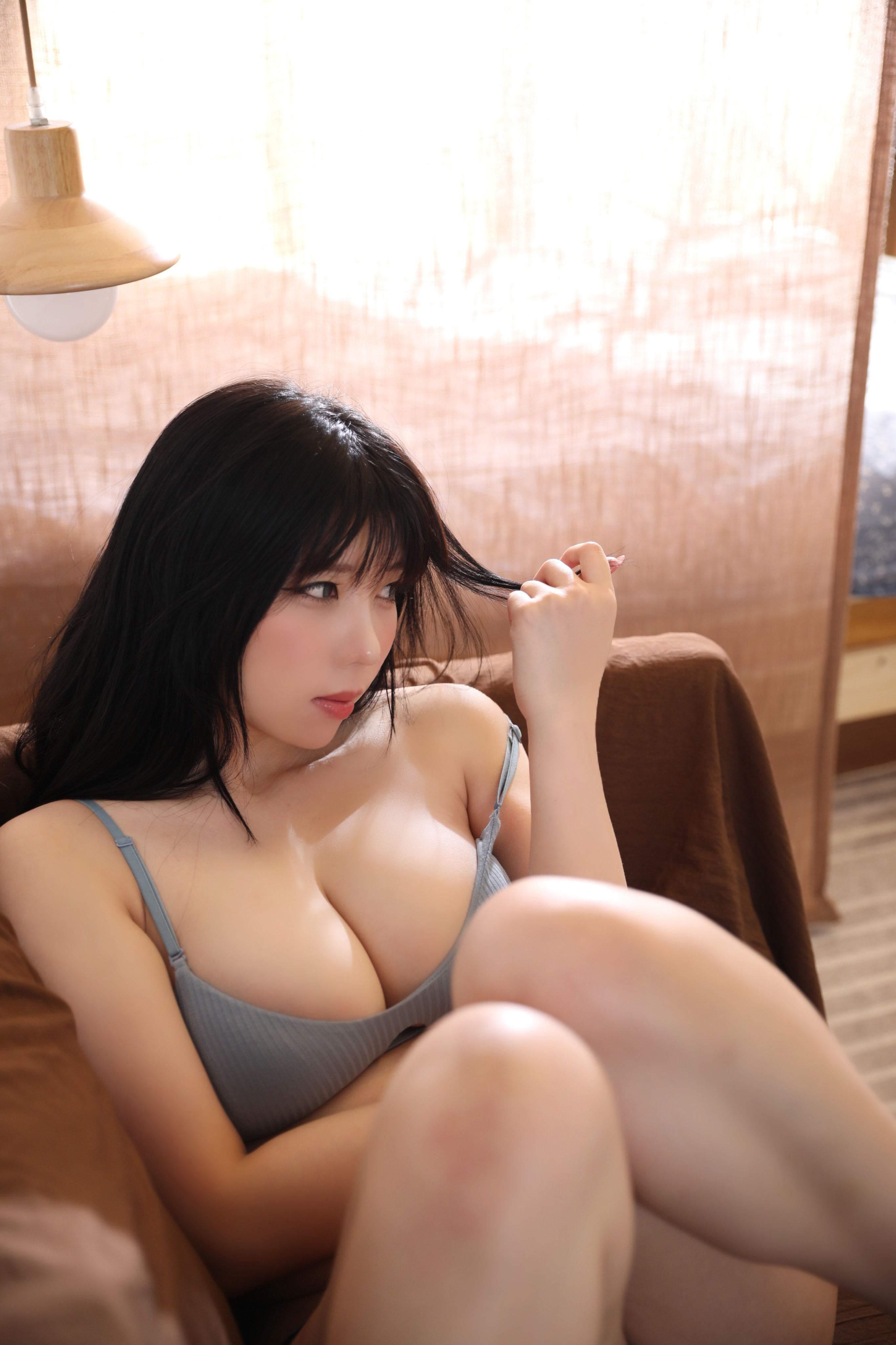 鹿野希  土曜日の彼女 95枚电子版 COS-第1张