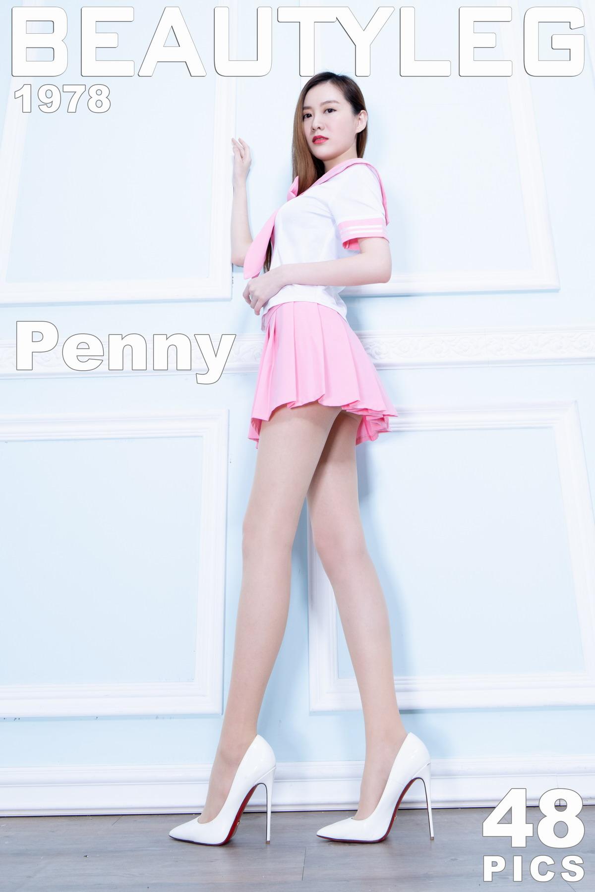 [Beautyleg]美腿写真 2020.09.28 No.1978 Penny[/365M]