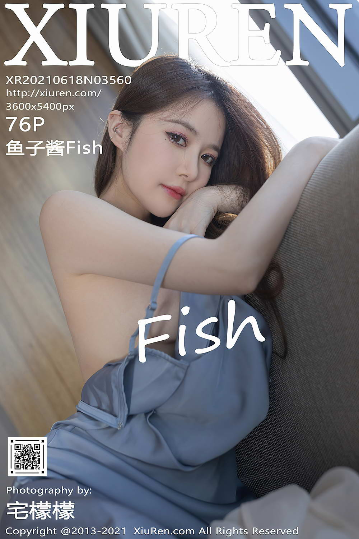 [Xiuren秀人网]2021.06.18 NO.3560 鱼子酱Fish[/697MB]
