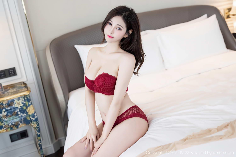 [IMISS爱蜜社] 2021.06.22 VOL.606 Lavinia肉肉 美胸[/334MB]