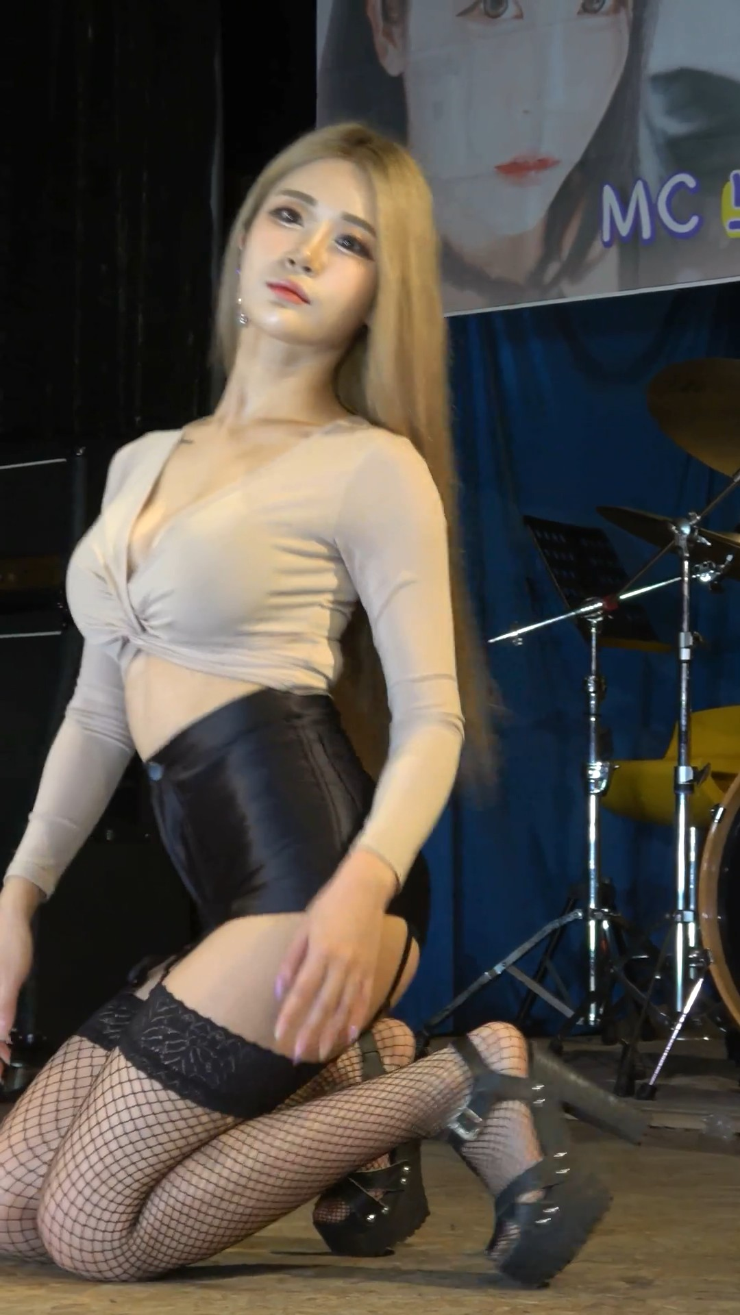 韩国女团Girl Crush Bomi PHTO TIME[1080P]