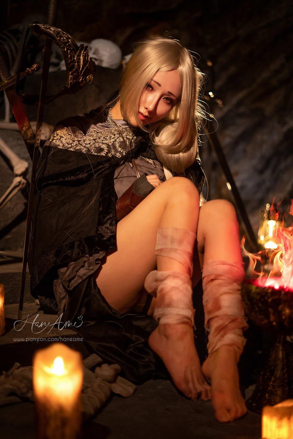 HaneAme雨波 – DaekSoul3 Fire_Keeper [/265MB]
