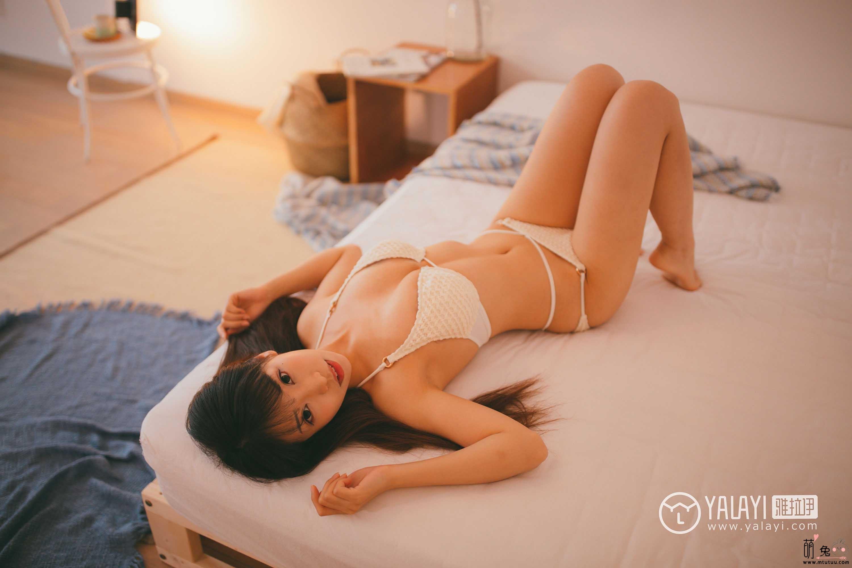 YALAYI雅拉伊No.48-水花花不是水哗哗-醉心少女(46P 188M)