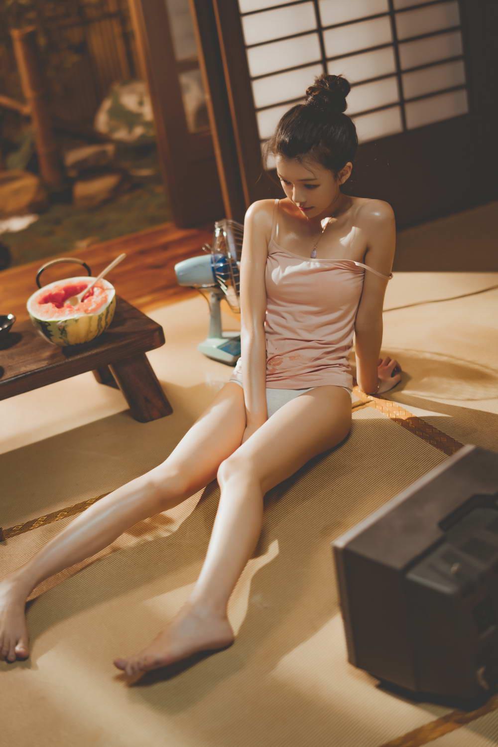 桜桃喵 – 炙夏01 [/1.35GB]