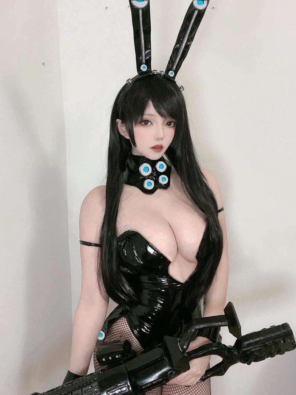菌烨tako – GANTZ cosplay[/78.3MB]