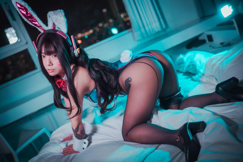 [DJAWA] Maruemon D.Va Bunny Hop![/2.1GB]
