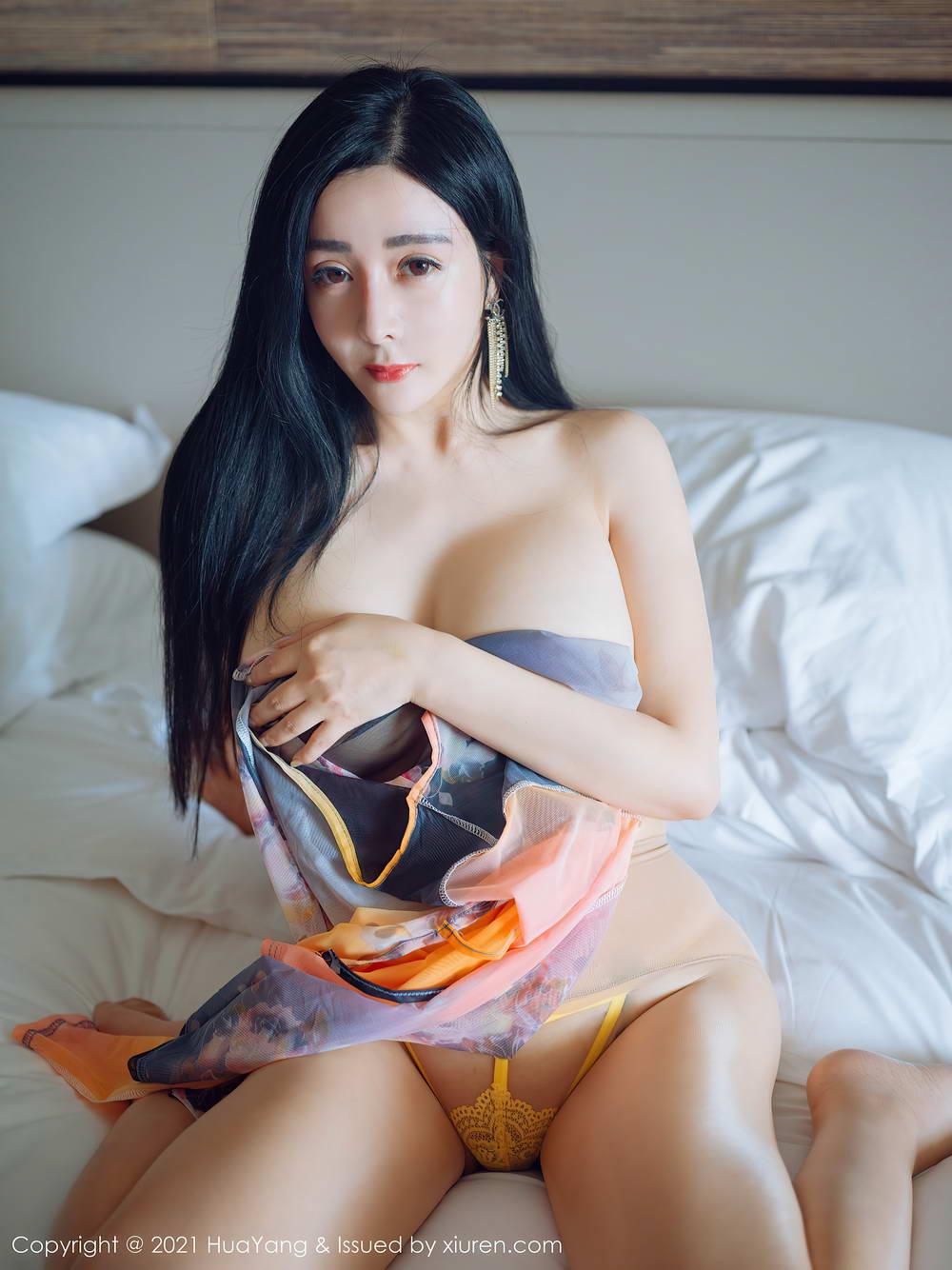 [HuaYang花漾show]2021.07.13 VOL.427 允爾[/586MB]