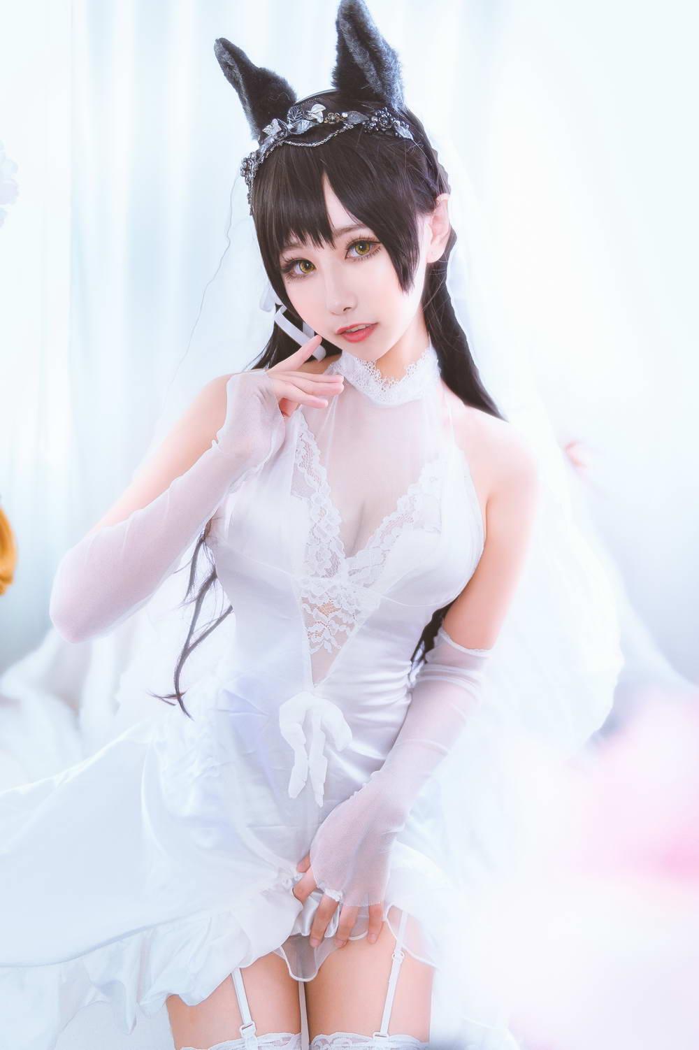 Momoko葵葵 NO.002 – 爱宕[/200MB]