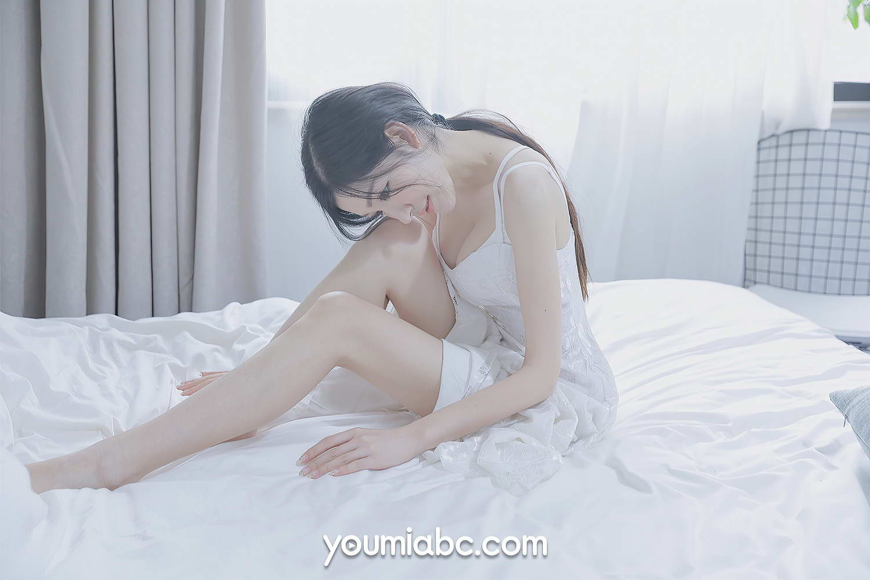 [YouMi尤蜜] 2021.04.22 白裙少女 沈梦瑶[/399MB]